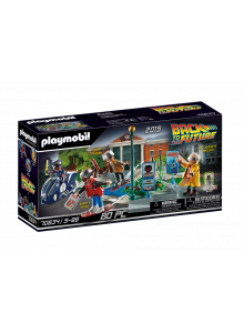 Playmobil Back to the...