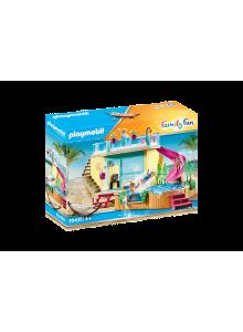 Playmobil Holiday Bungalow...