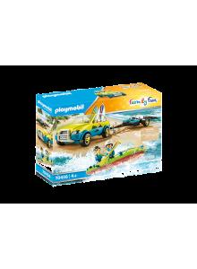 Playmobil Holiday Beach Car...