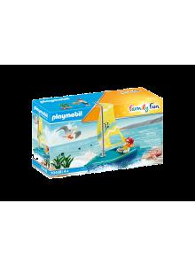 Playmobil Holiday Sailboat...