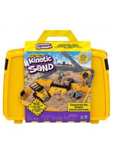 Kinetic Sand Construction...