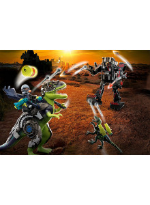 Playmobil Dino Rise  T-Rex:...