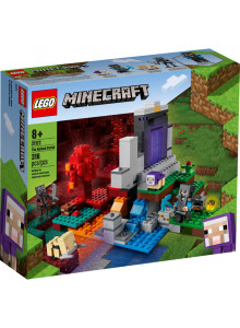 Lego Minecraft  The Ruined...