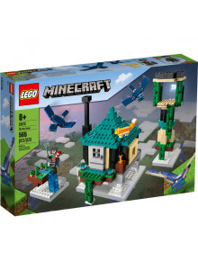 Lego Minecraft  The Sky...