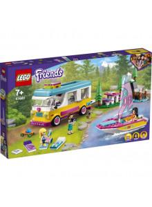 Lego Friends  Forest Camper...