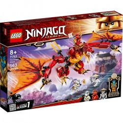 Lego Ninjago Fire Dragon...