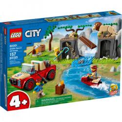 LEGO City Wildlife Rescue...
