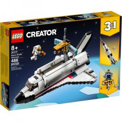Lego Creator  Space Shuttle...