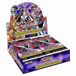 Yu Gi Oh King's Court Boosters