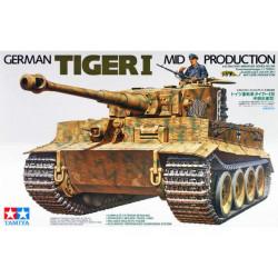 TAMIYA 1/35 GERMAN TIGER I...