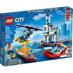 Lego City Seaside Police...