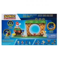 Sonic the Hedgehog - Green...