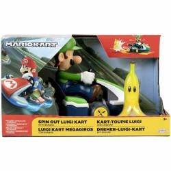 Mario Kart - Spin Out Luigi...