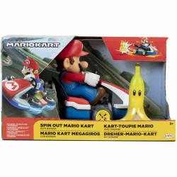 Mario Kart - Spin Out Mario...