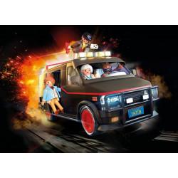 Playmobil The A-Team GMC...