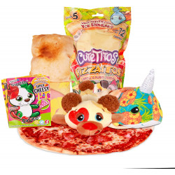 Cutetitos Pizzaitos Pizza...
