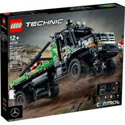 Lego Technic 4x4...