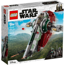 LEGO Star Wars Boba Fett's...