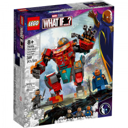 Lego Super Heroes  Tony...
