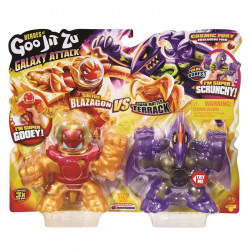 Heroes of Goo Jit Zu Galaxy...