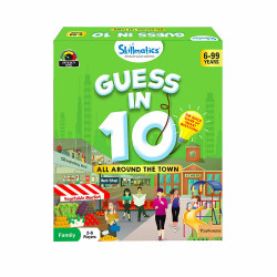 Guess in 10: Around Town Game
