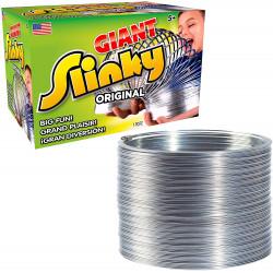 Giant Slinky  Walking...