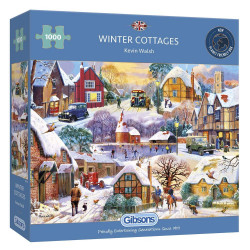 GIBSONS Winter Cottages...