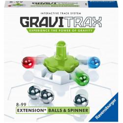 GraviTrax Balls & Spinner...