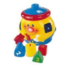 FISHER PRICE LAUGH AND...