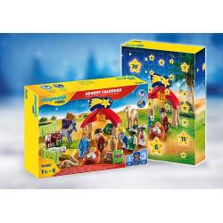 Playmobil  1.2.3 Advent...