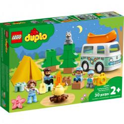 Duplo Family Camping Van...