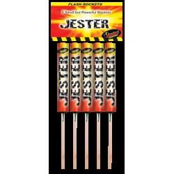 STANDARD  JESTER ROCKETS...