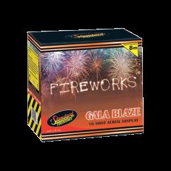 Standard Fireworks  Gala Blaze