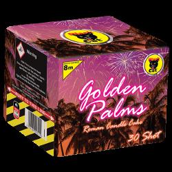 Black Cat Fireworks Golden...
