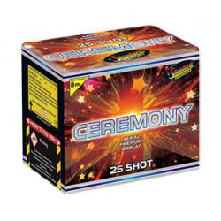 Standard Fireworks Ceremony...