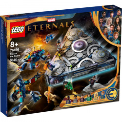 Lego Marvel Eternals  Rise...