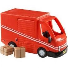 Postman Pat Vehicle and...