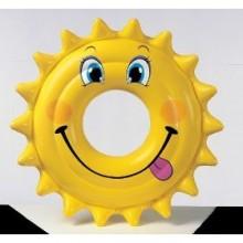 Inflatable Happy Sun Swinring