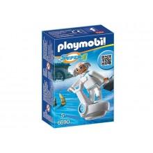 Playmobil Super 4  Dr X 6690