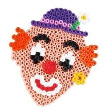 Hama Beads Midi Funny Face...