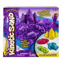 Kinetic Sand Purple -...