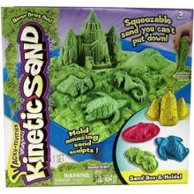 Kinetic Sand Green -...