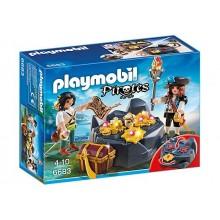 Playmobil Pirate Treasure...
