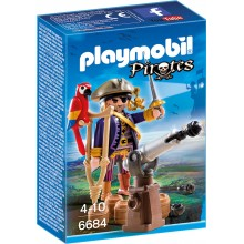 Playmobil Pirate Captain 6684