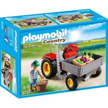 Playmobil Harvesting...