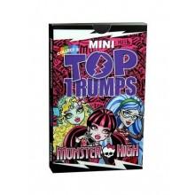 Mini Top Trumps - Monster High