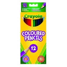 Crayola - 12 Colouring Pencils