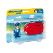 Playmobil  1.2.3  Man with...
