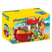 Playmobil  1.2.3 Noahs Ark...