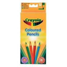 Crayola 12 Colouring Pencils